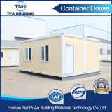 casa modular do contentor do conjunto fácil de 20FT para cabines do recipiente