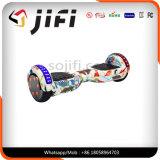 最も売れ行きの良い6.5inchによって証明されるリチウム電池2の車輪のHoverboardの自己のバランスをとるスクーター