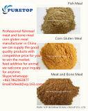 Farine de poisson pour l'alimentation des animaux/fourrage avec la meilleure protéine 55% 65% 72%