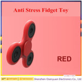 革新的なおもちゃの反圧力Handspinnersを向く製造の卸売