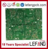 1.6mm PCB 2개의 층 OSP Fr4 보안 조정 회로판