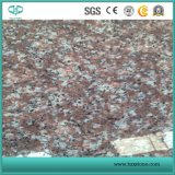 平板のためのG687赤い花こう岩、モモのピンクまたはタイルまたはKerbstoneまたはCubestone、玉石またはペーバーの石