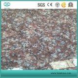 G687 красный гранит, пинк персика для сляба/плитки/Kerbstone/Cubestone, камня Cobble/Paver