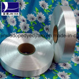 Hilados de polyester teñidos droga del filamento 100d/48f de FDY