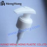 Pompe en plastique blanche de lotion de jet