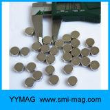 Магниты неодимия диска N52 магнитов D6X3mm холодильника для сбывания