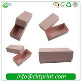 Boîte-cadeau pratique de carton avec le rose de Pms (CKT-CB-316)