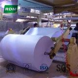 Papel Termico/Carta Termica/courant ascendant de papier fait à partir de la pâte 100% de bois de Vierge