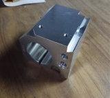 Piezas que muelen trabajadas a máquina CNC del aluminio de la precisión