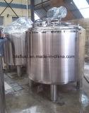 Бак нержавеющей стали 500 литров жидкостный смешивая
