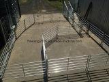 Гальванизированные панели ярда барьеров утюга овец