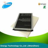 Note3 batterie de la batterie N9000 pour la batterie de Samsung avec la qualité