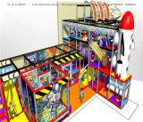 Спортивная площадка опирающийся на определённую тему малышей космического пространства занятности Cheer крытая