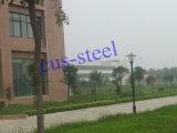 Цинк покрыл лист толя строительных материалов гальванизированный металлом стальной