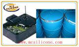 電気カプセル封入及び表示のための液体のシリコーンのPotting材料