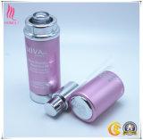 Bottiglia di alluminio cosmetica riutilizzabile da tasca di lusso dello spruzzo