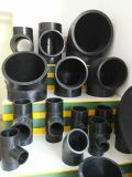 Conetores do derretimento do calor do HDPE 20~630mm para a conexão de tubulação plástica no encanamento