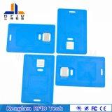 Cartão da identificação RFID do PVC de SIM para a biblioteca do terreno