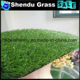ホーム庭のために人工15750tuft密度の草