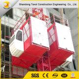 1ton Cargo Elevator Equipment voor Construction