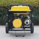 バイソン((h) 4kw 4kVA中国) BS5500sの電池式の世帯スタンバイの電気携帯用ガソリン発電機