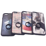 3D多彩なTPUの携帯電話の箱はiPhoneのケース6 6splus 7 7plus (XSDW-070)のためにカスタマイズした