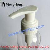 Bomba plástica 25/410 ambiental do frasco da loção branca do corpo dos PP