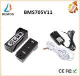 新式の4本のワイヤービデオ通話装置のドアの電話ドアベル