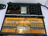 amplificador 4, 4 canaleta de 1300W X ampères, Fp10000q, linha amplificador de potência do interruptor da disposição