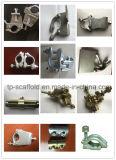 Acoplador durable del andamio de las guarniciones de tubo de la abrazadera de los accesorios del andamio