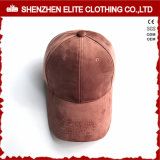 Kundenspezifische Panel-Samt-Großhandelsbaseballmütze der Form-Hut-6 (ELTBCI-19)