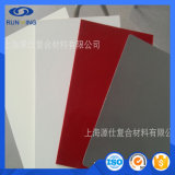 Fábrica de vidro da folha de China