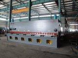 Tagliatrice di taglio della ghigliottina idraulica del piatto d'acciaio