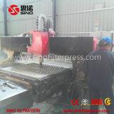 Constructeur renforcé de plaque de filtre-presse du polypropylène (RFPP)