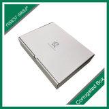 Ambos os lados imprimiram a caixa do Livro Branco para o empacotamento do presente