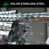 Tubo speciale dell'acciaio inossidabile
