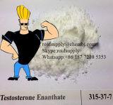 Testoterone grezzo all'ingrosso Enanthate della polvere di 99% Testosteron