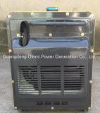 Het huis gebruikte Stille Diesel van het Type 8kw Generator