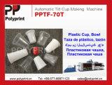 Tipo automático máquina da came de Thermoforming para o copo plástico (PPTF-70T)