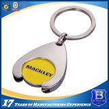 Изготовленный на заказ Keyring держателя монетки для промотирования (Ele-TC007)