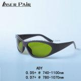 Ce Engelse 207 Ady 7401100nm Beschermende brillen van de Veiligheid/de Beschermende brillen van de Veiligheid van het Laboratorium van de Veiligheid Glassess//de Beschermende brillen van de Veiligheid van de Laser voor het Frame van de Sport