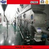 Secadora de ebullición para el polvo químico