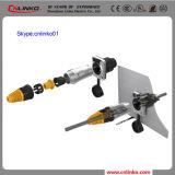 Cnlinko IP65는 여성 성 위원회 마운트 소켓 이더네트 연결관 금속 먼지 방지용 커버를 가진 이중으로 한다