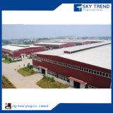 Los diseños industriales de la vertiente del bajo costo/prefabricaron el almacén de almacenaje