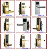 Elektronische Slot van de Veiligheid van de Kaart van het hotel MIFARE het Slimme