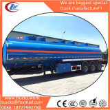 3 Wellen-Öltanker-Schlussteile 40000 Liter Kraftstofftank-halb Schlussteil-Benzin-Transport-Becken-Schlussteil-