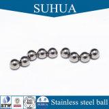 Esfera de aço inoxidável de produto comestível Ss304