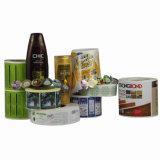 Collant auto-adhésif d'étiquette de vente de qualité chaude d'impression pour le module de shampooing
