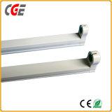 Luz T5 8W los 60cm del tubo del LED integrados con el corchete