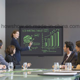 Howshow ohne Papierdigital 57 Zoll LCD-Schreibens-Vorstand für Sitzung